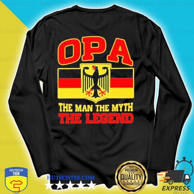 Germany OPA the man the myth the legend 2020 s longsleeve