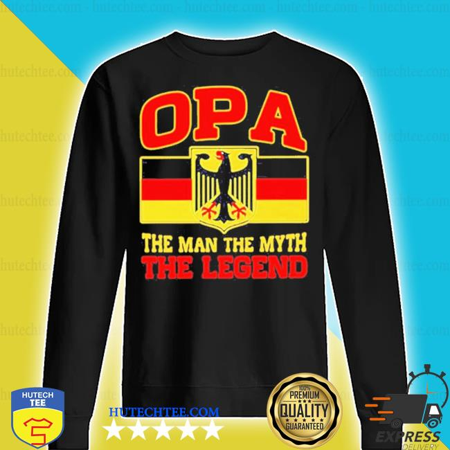 Germany OPA the man the myth the legend 2020 s sweater