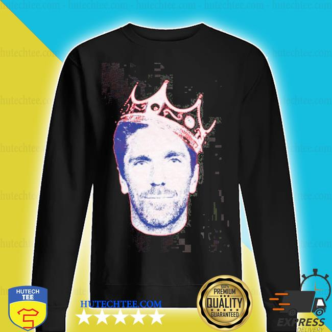Hl king tee from former nhl vets ryan whitney, paul bissonnette s sweater