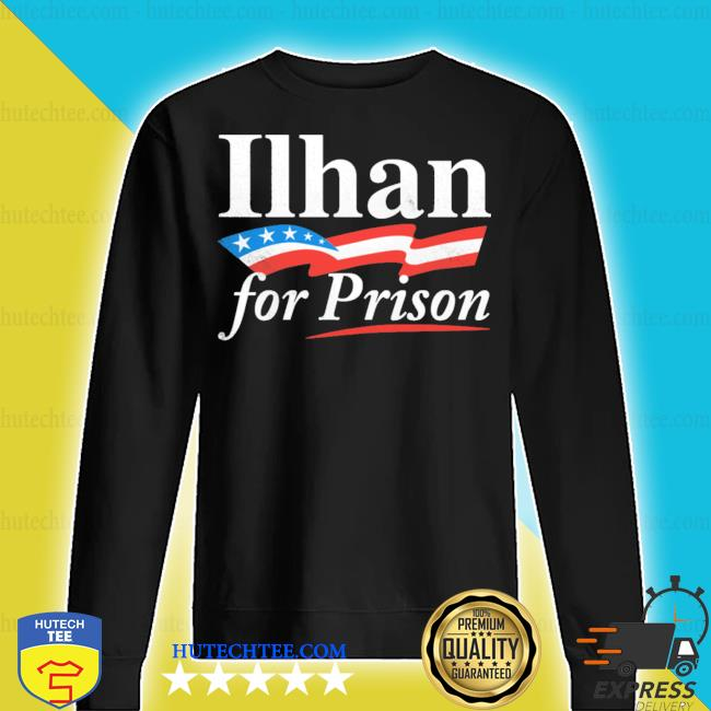 Ilhan for prison s sweater