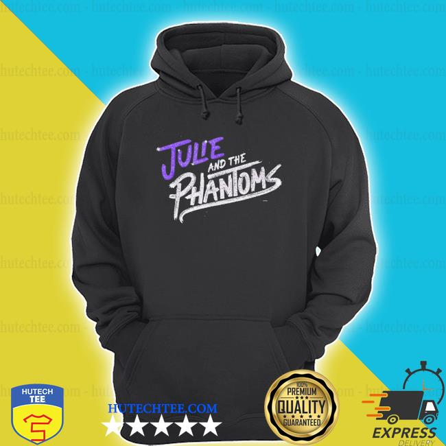Julie and the phantoms stacked s hoodie