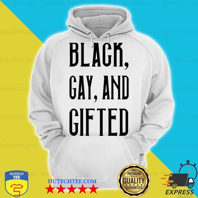 Karamo black gay and gifted s hoodie