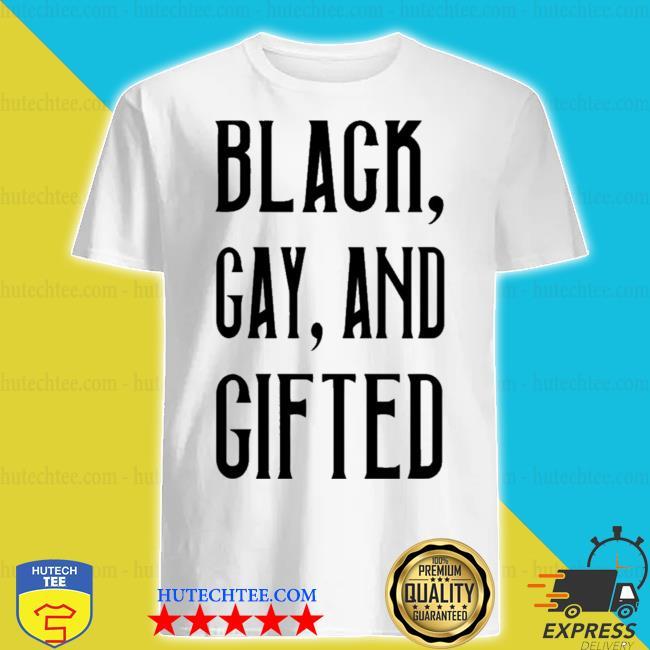 Karamo black gay and gifted shirt