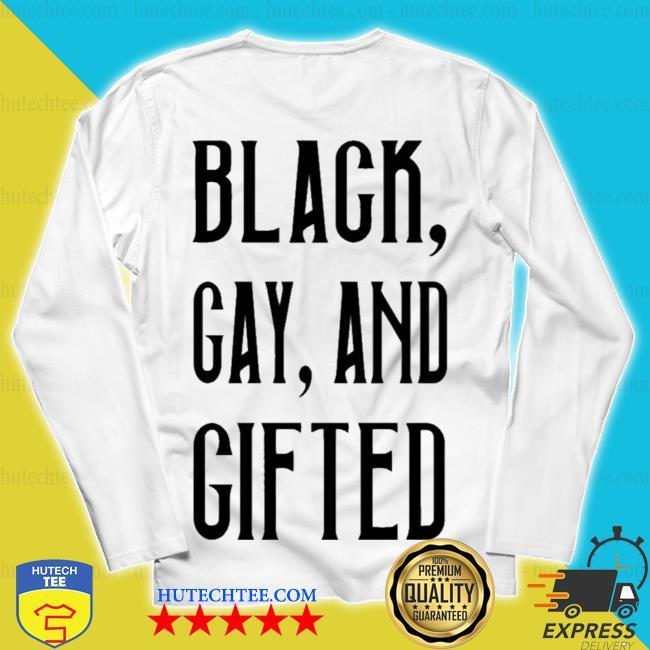 Karamo black gay and gifted s unisex longsleeve