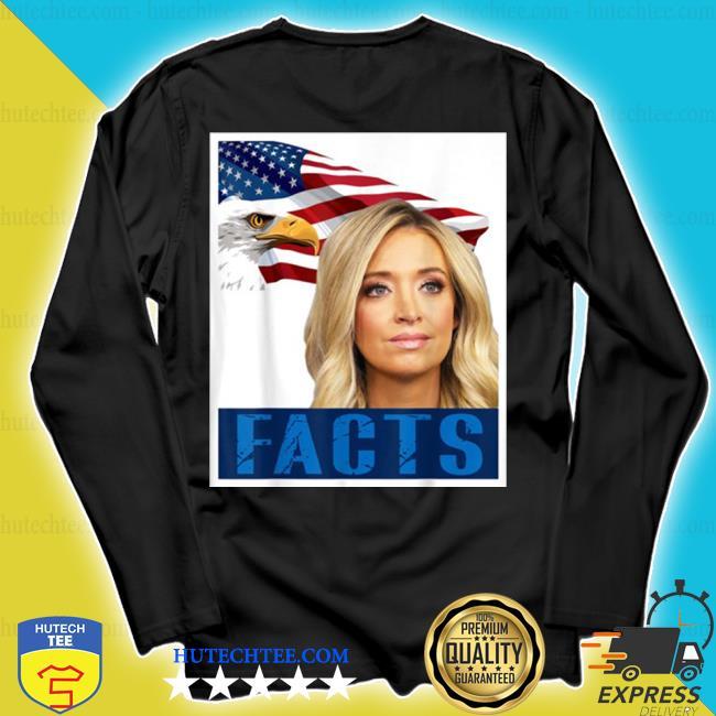 Kayleigh mcenany white house press secretary facts s longsleeve