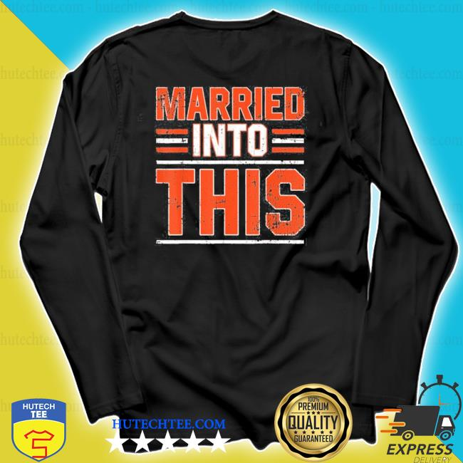 Married into this cleveland s longsleeve