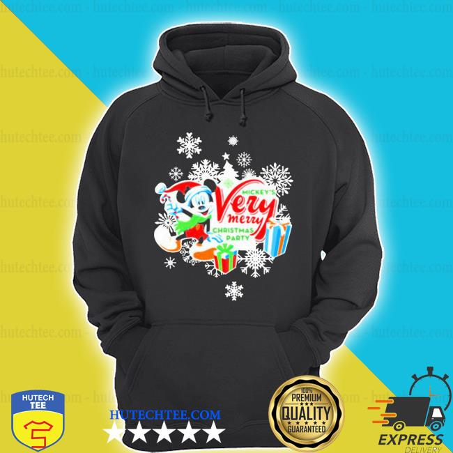 Mickey very merry christmas party 2021 ugly sweater