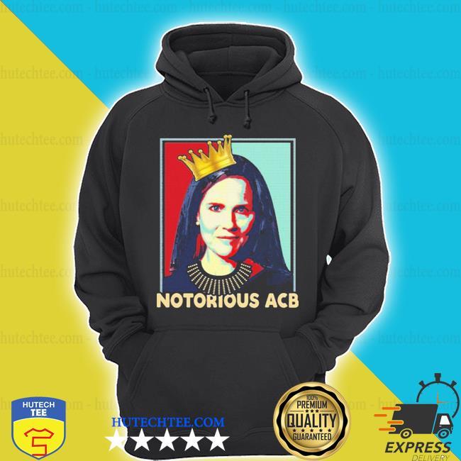 Notorious acb amy coney barrett hope shirt