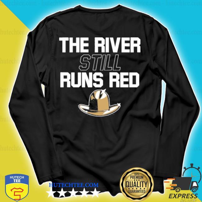 Oklahoma sooners the river still runs red s longsleeve
