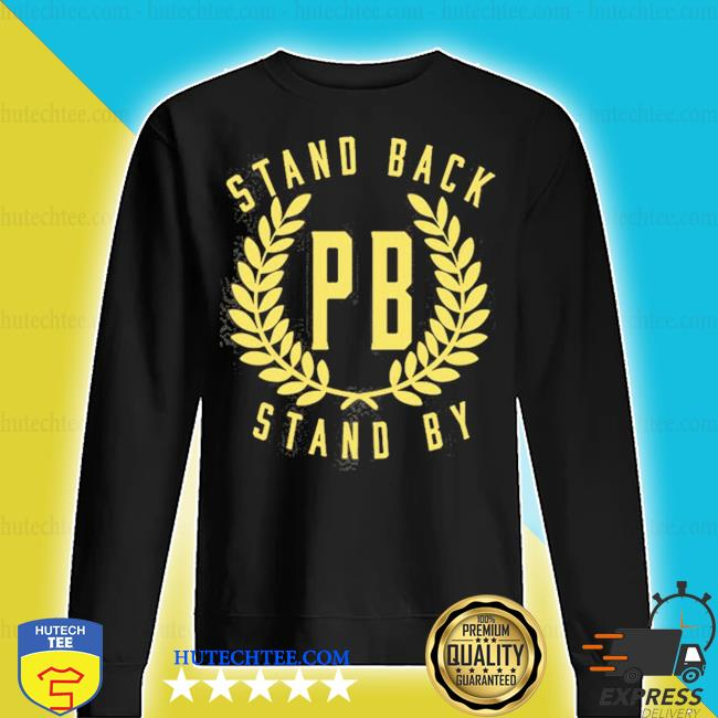 Proud boys stand back stand by s sweater
