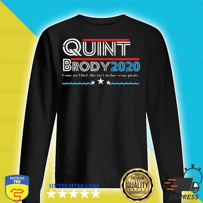 Quint brody 2020 president s sweater