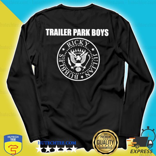 Ricky trailer park boys s longsleeve