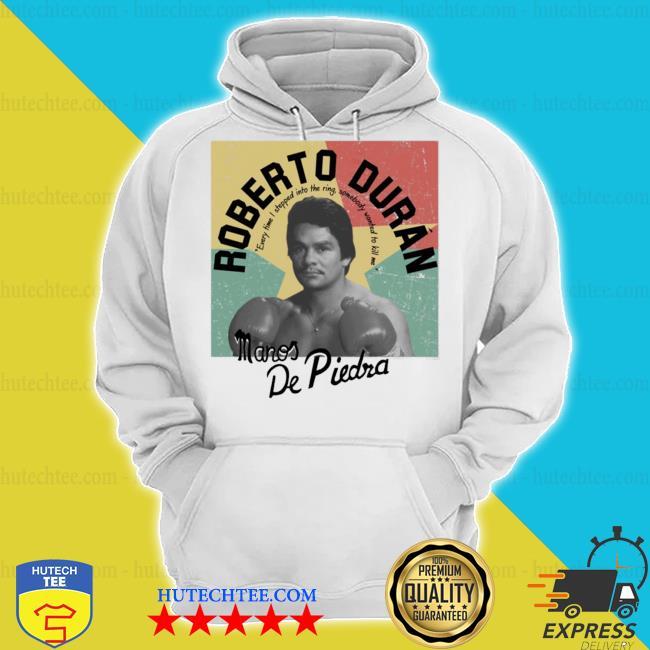 Roberto duran manos de piedra s hoodie