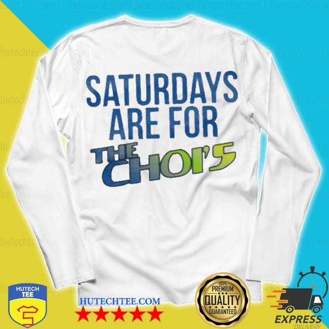 Saturdays are for the choi's s unisex longsleeve