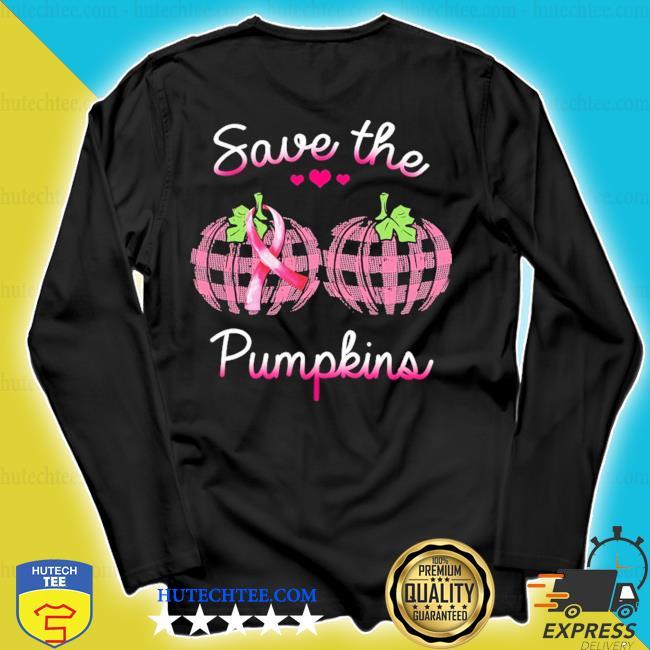 Save the Pumpkins s longsleeve