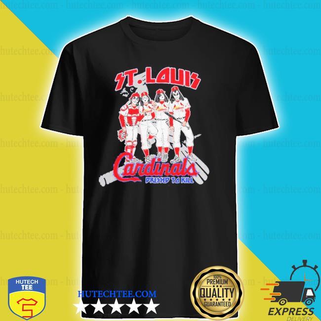 St louis cardinals dressed takill s shirt