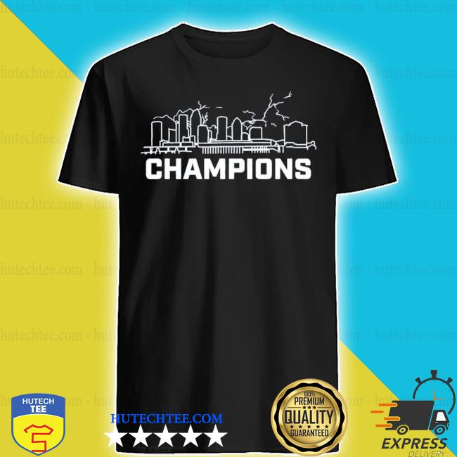 Tb champs skyline s shirt