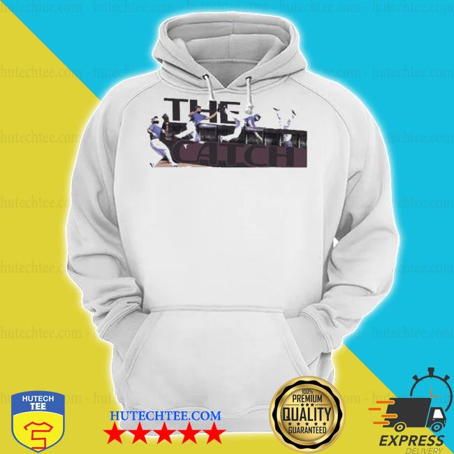 The catch motion s hoodie