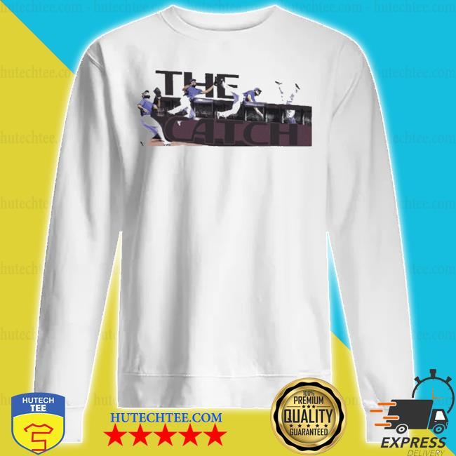 The catch motion s sweatshirt