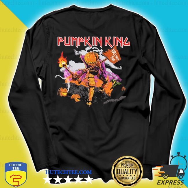 The pumpkin king halloween town s longsleeve