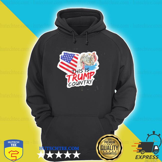 Trump country supporter arizona shirt