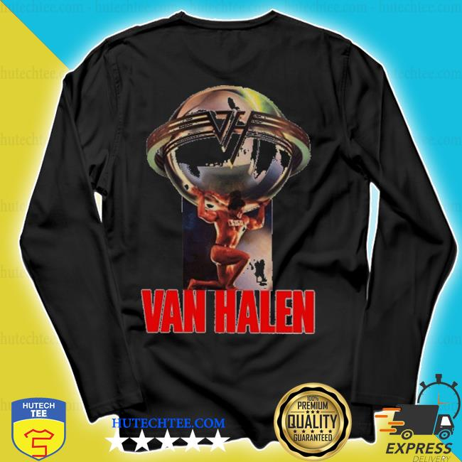 Van Halen 5150 Shirt longsleeve