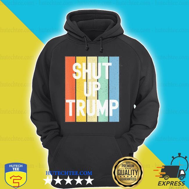 Vintage shut up trump joe biden presidential debate 2020 shirt