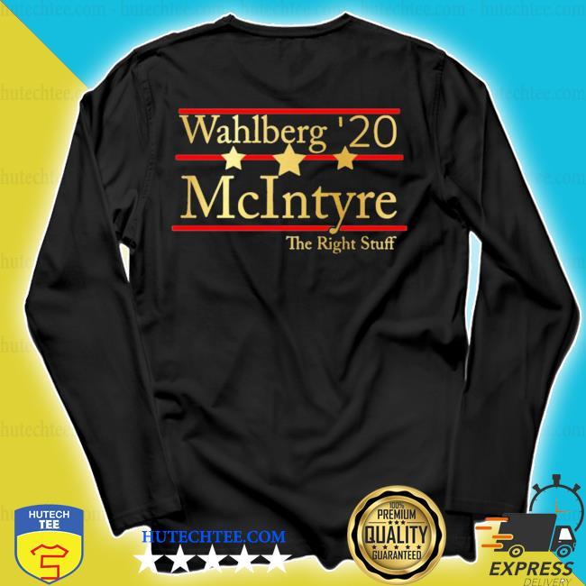 Wahlberg 2020 mcintyre the right stuff s longsleeve