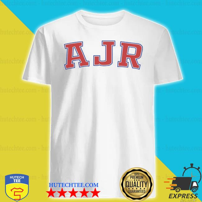 Ajr merch ajr collegiate raglan shirt