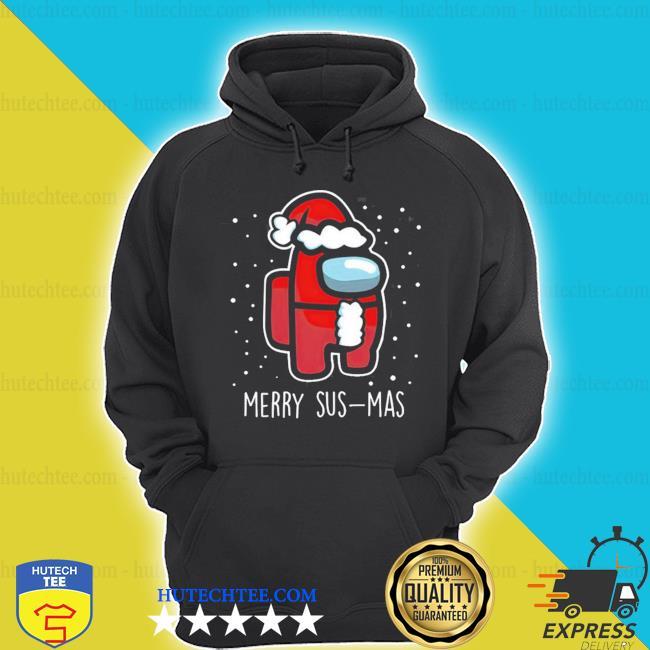 Among Us Merry SUS-MAS christmas sweater hoodie