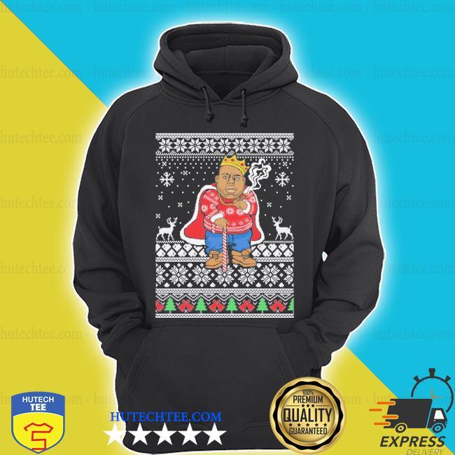 Biggie ugly Christmas sweater