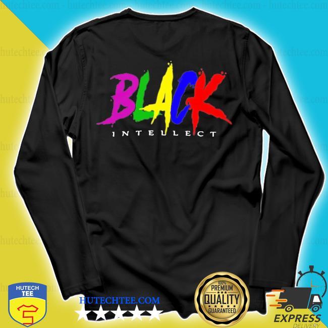 Black intellect store s longsleeve