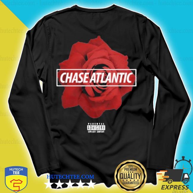 Chance chase atlantic merch self titled s longsleeve