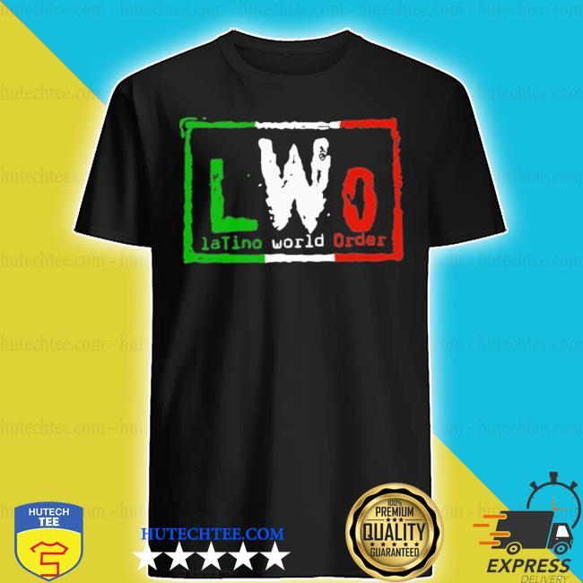 Eddie Guerrero LWO shirt