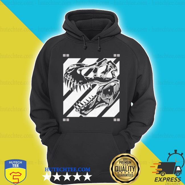 Excision merch fossil rex s hoodie