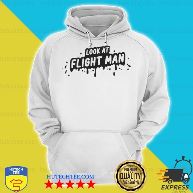 Flightreacts merch look at flight man s hoodie