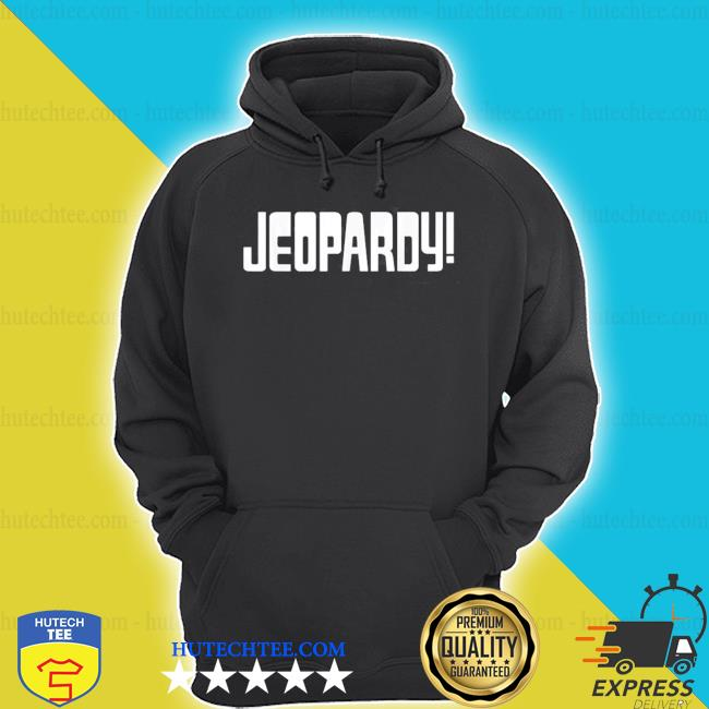 Jeopardy game show shirt