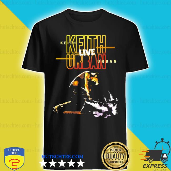 Keith live urban Nicole Kidman shirt