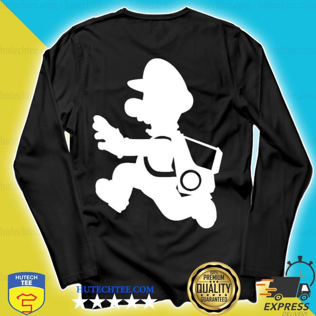 Marion glow in the dark polter pup s longsleeve