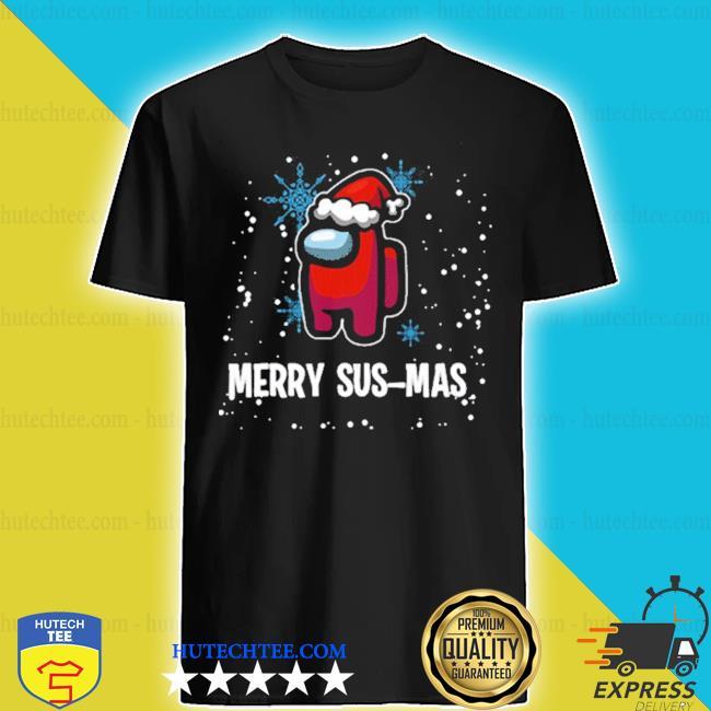 Merry susmas among us christmas ugly sweater