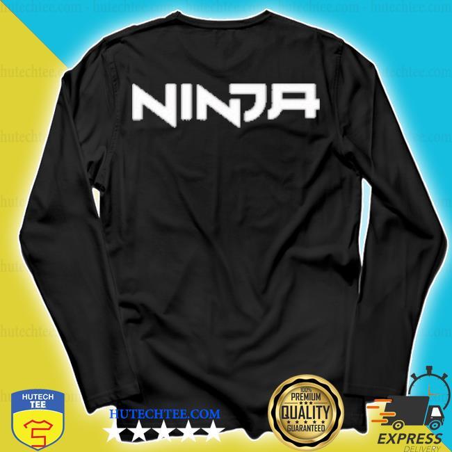 Ninja gamer midnight team s longsleeve