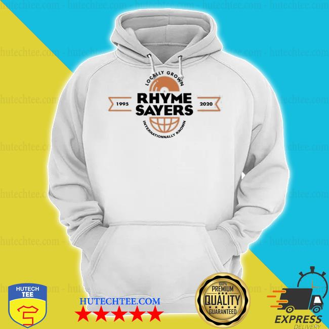 Rhymesayers merch rhymesayers rse25 s hoodie