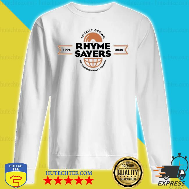 Rhymesayers merch rhymesayers rse25 s sweatshirt