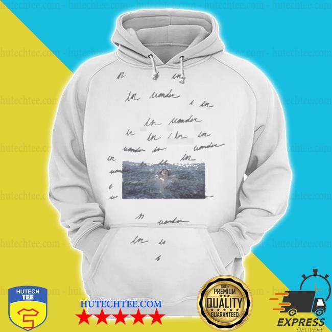 Shawn mendes merch wonder cover s hoodie