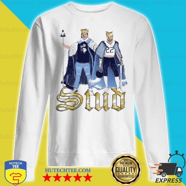 Stud bussin' with the boys 22 s sweatshirt