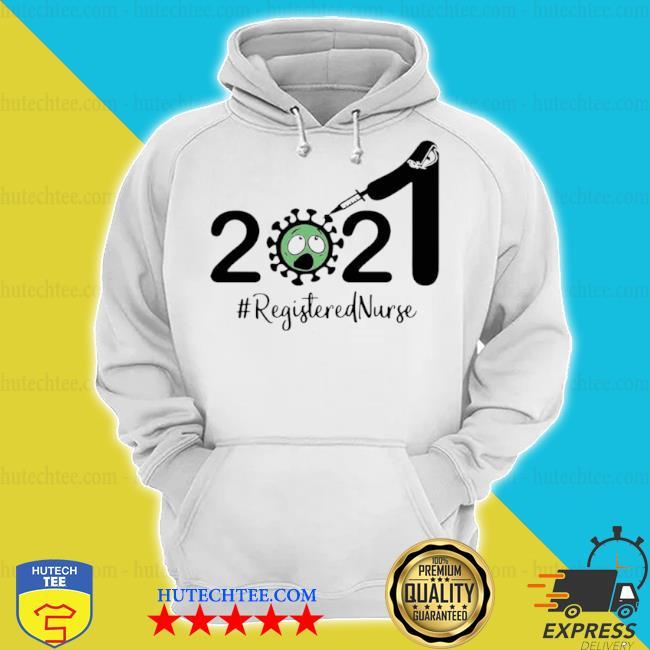2021 coronavirus #registered nurse s hoodie