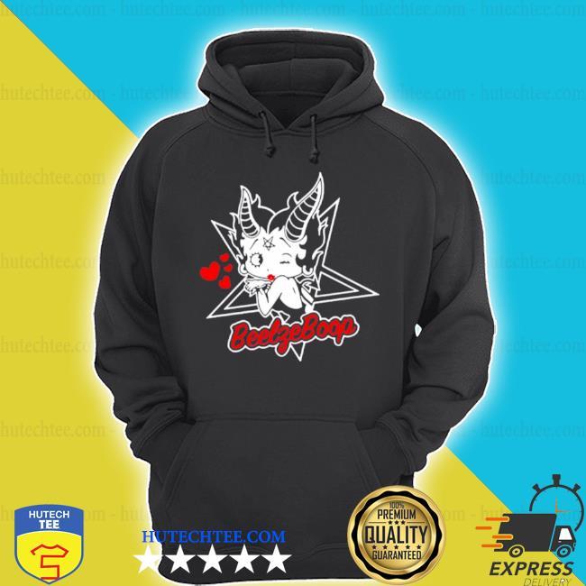 Betty boop beelfeboop s hoodie