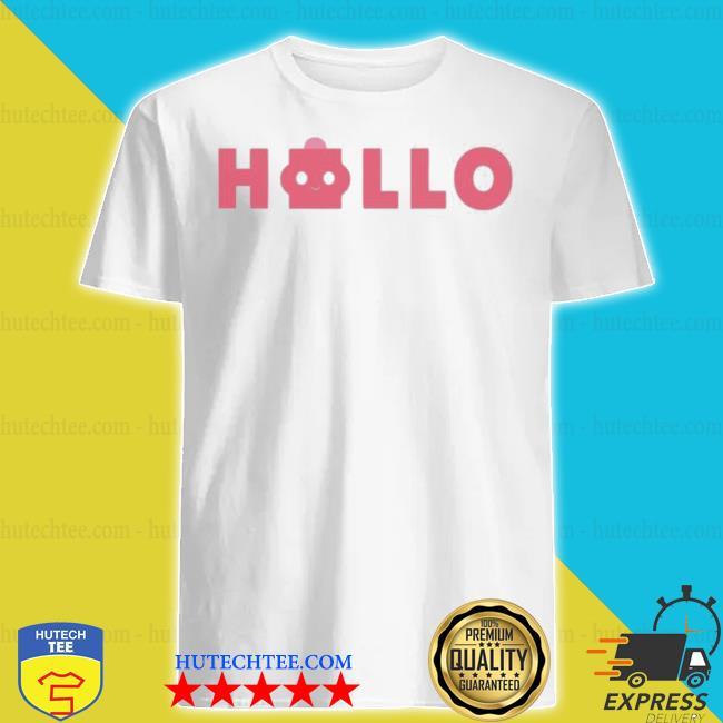 Dftba store hello robo shirt