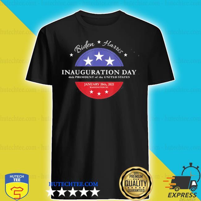 Inauguration day 2021 kamala harris shirt