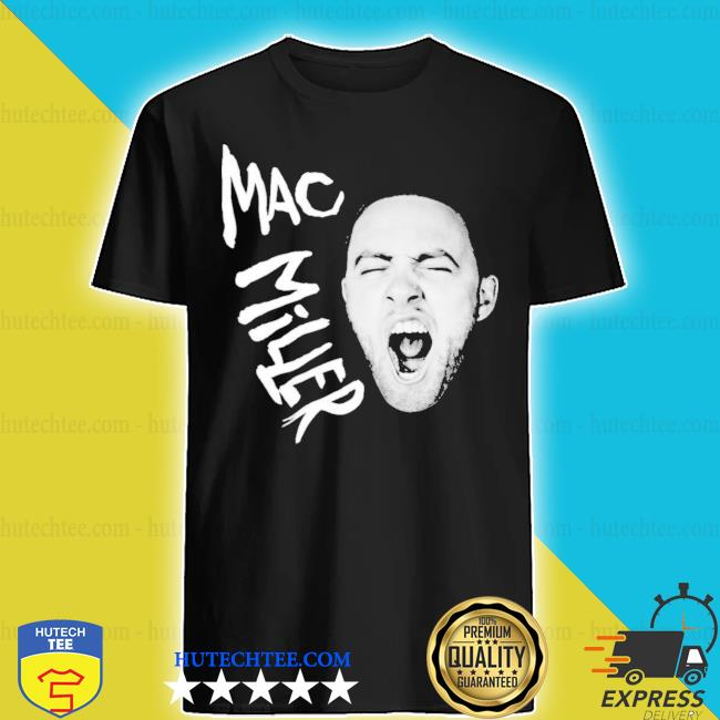 Mac miller 1992 2021 thank you for the memories shirt